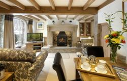 The Byre - lounge