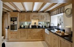 The Byre - kitchen