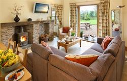 Cow Byre Sitting Room