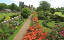 Castle Gardens view by arrangement
