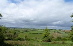 Distant views from the cottages
