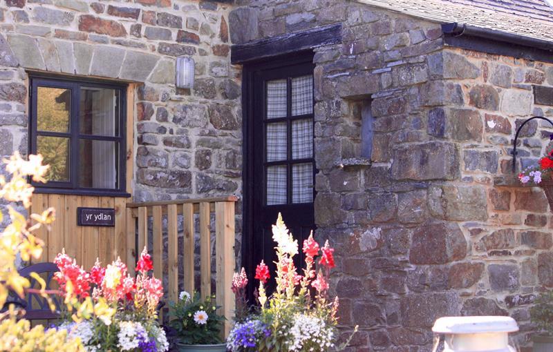 Traditional outside, modern inside