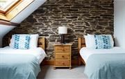 Cartwheel Twin Bedroom