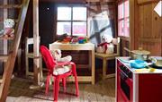 Play Barn - Wendy House Interior