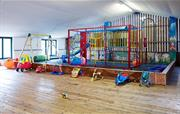 Play Barn - Climbing Frame, Swings