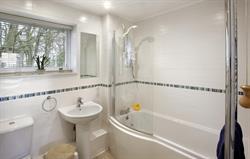 Beech family bathroom