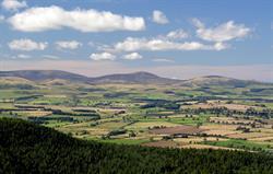 Simonside Hills, near Beacon Hill