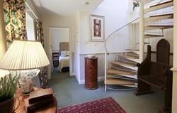 A spacious hall