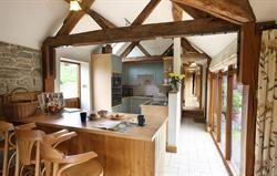 Garden Cottage: Kitchen