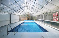 Swimming Pool: Open Apr to Oct