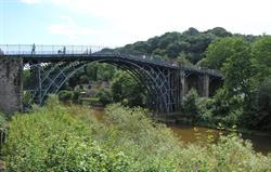 Locally: Ironbridge Gorge