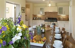 Pendennis: Dining Room & Kitchen