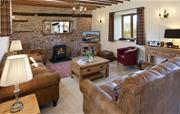 The Stables living room