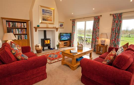 Comby Hills Sitting Room