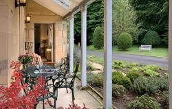 Lodge front verandah