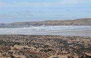 Surf's up! Freshwater West