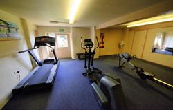 Gym onsite at Broomhill Manor