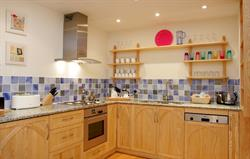 Lankidden kitchen