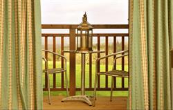 Wheal prosper balcony