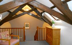 Jonquil Cottage - Beamed Ceiling