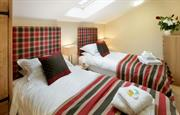 Meadow Byre Twin Room