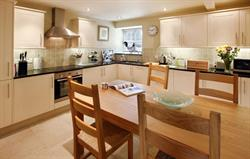 Large kitchen for two!