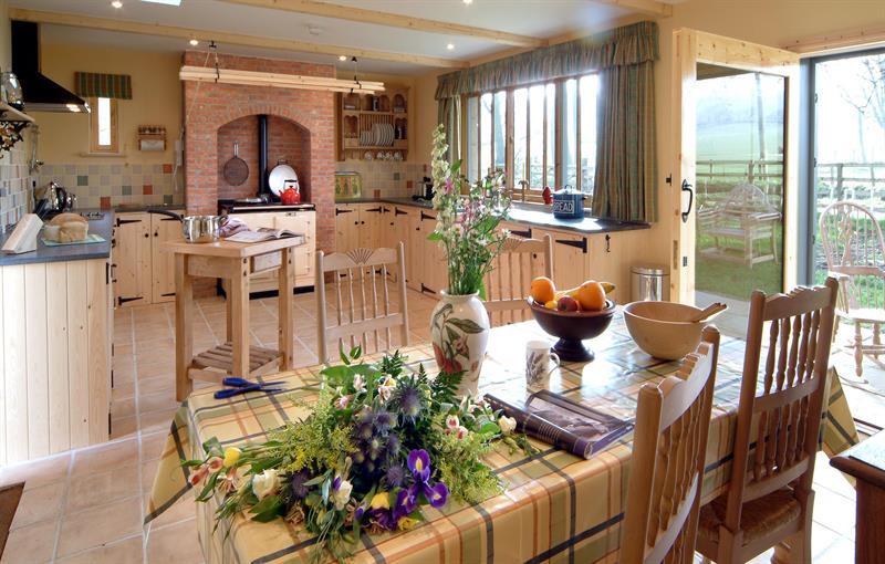 Bluebell Byre Kitchen