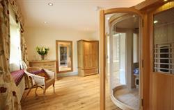 Gate Lodge Sauna room