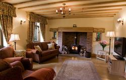 Stables Cottage Lounge