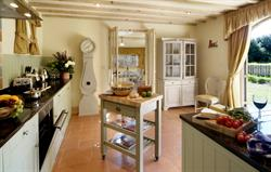 Stables Cottage Kitchen
