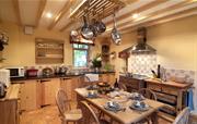 Barley Mill kitchen
