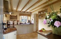 Dovecote kitchen