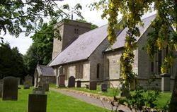 St Michael's Church, Ingram