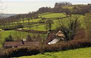 Views to Dumpdon Hill