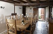 The Farmhouse dining hall