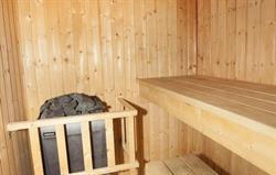 Sauna at Hendre Farmhouse