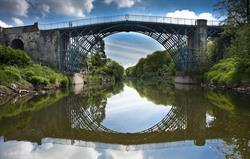 World Heritage Site of Ironbridge