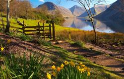 Nearby Wastwater in Spring