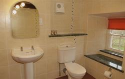 Bathroom at Betws Bach