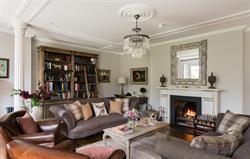 Heathfield lounge/library