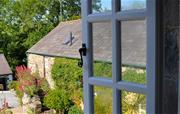 Stable Cottage view
