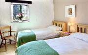 Light airy rooms