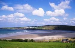 5 minutes to Poppit Sands Beach
