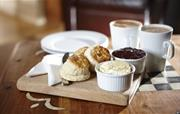 Delicious Devon Cream Tea