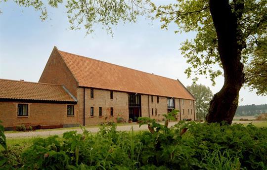 Braeburn Barn Exterior