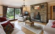 Llys-y-wennol - Living Room