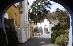 Day out at Portmeirion Italianate V