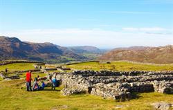 Explore Hardknott Roman Fort