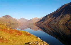 Reflections in Wastwater Lake