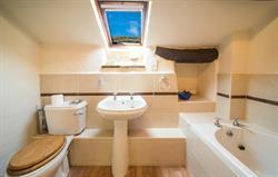 Brand new ensuite bathroom